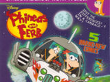 Phineas and Ferb (magazine)/July and August 2011