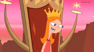 You put a crown on my head