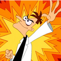 Doofenshmirtz set fire to the sun avatar.png