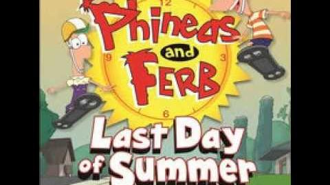 Phineas and Ferb-Irving's Camp Fire Song (Extended Version)