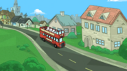 Bus in London