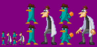 Curse you Perry the Platypus, by akumath