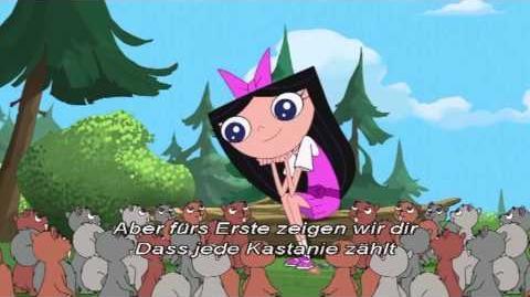 Phineas und Ferb-Song Sei ein Eichhörnchen