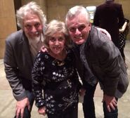 Rob Paulsen, Clancy Brown, & June Foray