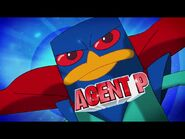 Agent P being awsome!!!!