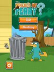 Where's My Perry? title screen