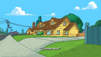 Canderemy title card