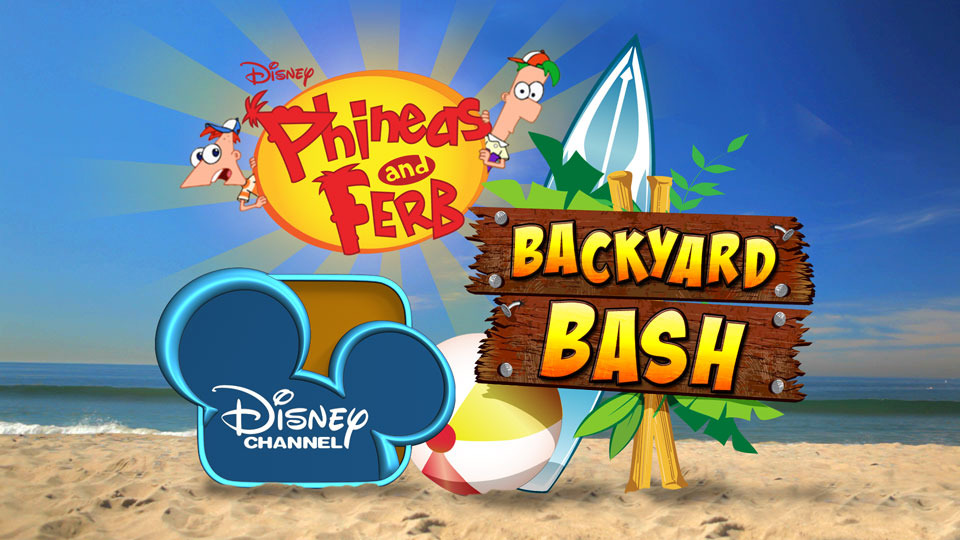 Phineas And Ferb S Backyard Bash Phineas And Ferb Wiki Fandom