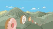 Donuts Over the Mountain