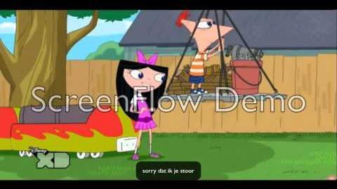 He, wat doe je? - Phineas en Ferb