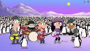 The gang in Antarctica