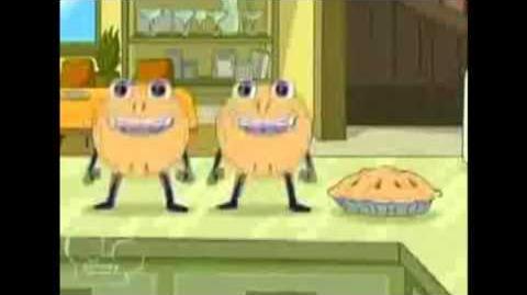 31415 (aka Pi) - Phineas and Ferb