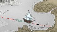 Badbeard treasure map detail 3