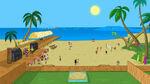 Lawn Gnome Beach Party of Terror41