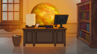 Venus has some office space