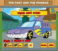 The Fast and the Phineas game car customization.jpg