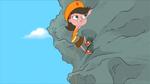 Adyson climbing