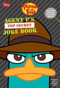 Agent Joke Book Cover