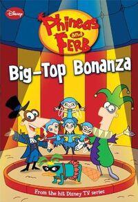 Big Top Bonanza cover