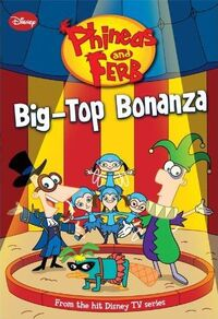 Big Top Bonanza cover