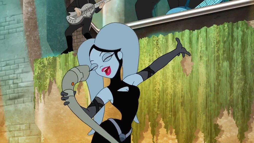 Vanessa the Twi'Lek | Phineas and Ferb Wiki | FANDOM ...