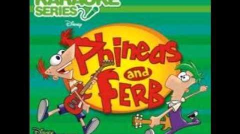 Phienas und Ferb - Pinke