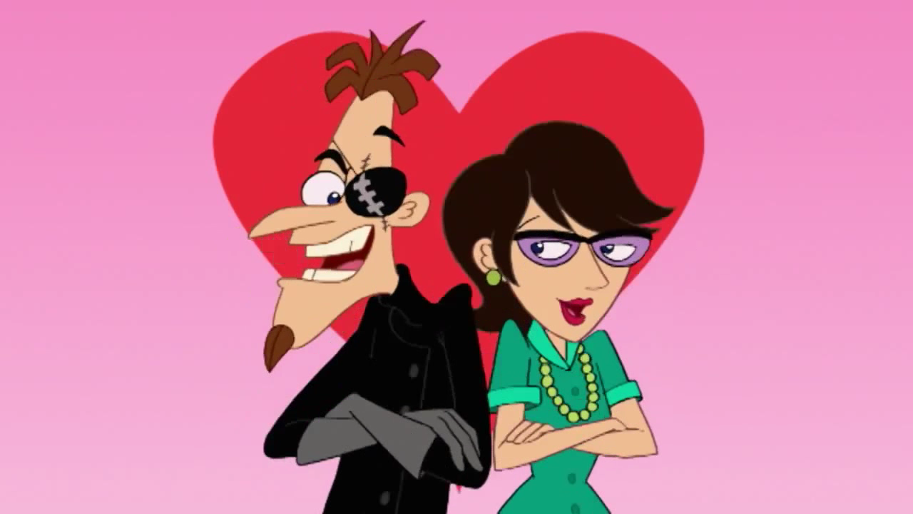 all the convoluted reasons we pretend to be divorced phineas and