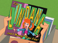 Lindana's album in the yard sale - cropped