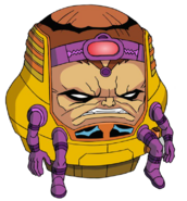 Mission Marvel - M.O.D.O.K.