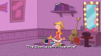The Doonkelberry Imperative title card