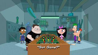 Got Game? title card