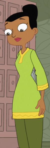 Mrs.Patel