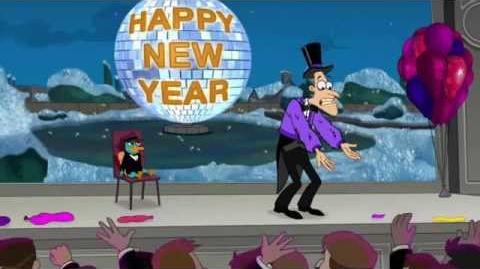 Phineas and Ferb - Happy New Year - tiếng Ba Lan