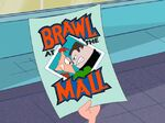Brawl at the Mall poster