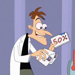 """""""Oooh! Half off at Slushy Burger!"""""""