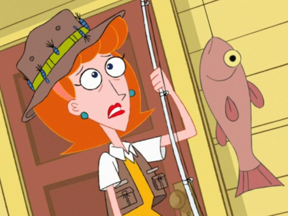 Chaka Khan Phineas And Ferb Wiki Fandom Powered By Wikia