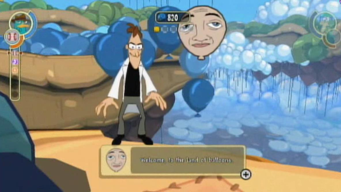 balloony balloon dimension phineas and ferb wiki