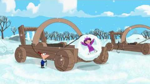 Phineas and Ferb Christmas Vacation Theme Song