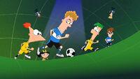 Giocando a calcio X-7