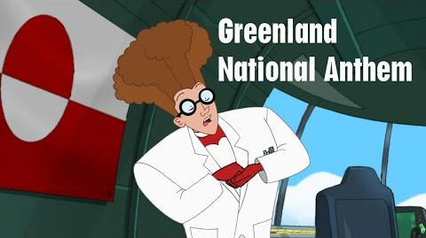 Phineas and Ferb - Greenland National Anthem