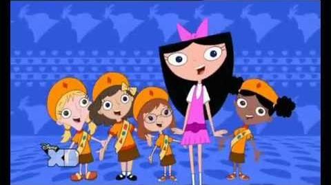 Phineas und Ferb - Das Achterbahn-Musical Song3 Was macht ihr grade?