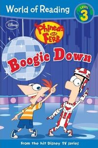 Boogie Down front cover