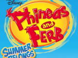 Phineas and Ferb Summer Belongs to You! (soundtrack)