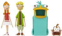 Candace and Jeremy toys