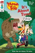 It's About Time comic