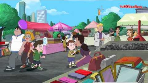 Phineas and Ferb - Danville Swap Meet