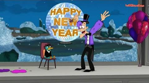 Phineas and Ferb - Happy New Year - tiếng Ma-lai-xi-a