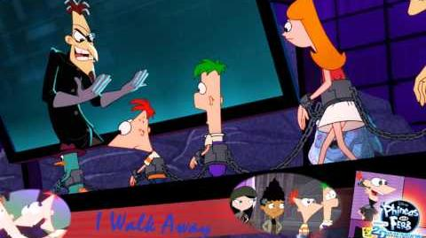 Phineas and Ferb - I Walk Away (Instrumental Version)