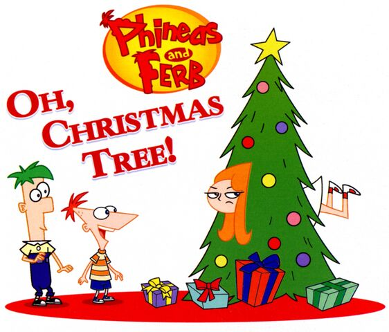 File:Candace stuck in Christmas tree.jpg