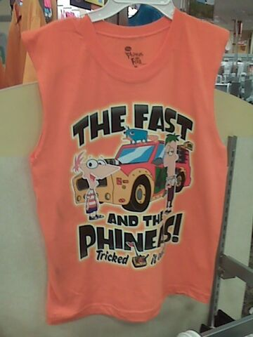 Bestand:Mad Engine t-shirt -- Fast and Phineas.jpg
